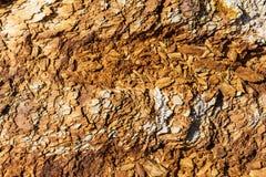 старая предпосылка текстуры горы камня стены Стоковые Изображения