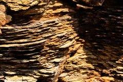 старая предпосылка текстуры горы камня стены Стоковые Фото
