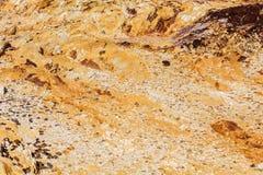 старая предпосылка текстуры горы камня стены Стоковое Изображение