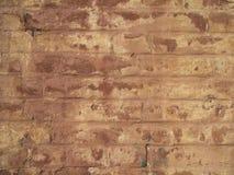 Старая предпосылка текстуры кирпичной стены grunge Стоковое Изображение RF
