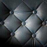 Старая предпосылка текстуры софы Стоковые Изображения RF