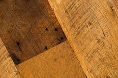 Старая предпосылка текстуры barnwood Стоковое Изображение