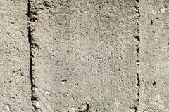 Старая предпосылка цемента Стоковые Изображения RF