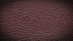 старая предпосылки коричневая кожаная текстура Стоковое фото RF