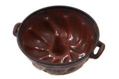 Старая причудливая форма хлеба Стоковое Изображение RF