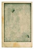 Старая пустая открытка фото Винтажным текстура используемая grunge бумажная ins Стоковая Фотография