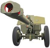 старая пушки большая Стоковые Фотографии RF