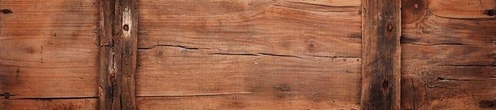 старая планка деревянная Стоковая Фотография