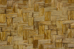 Старая плетеная предпосылка текстуры Стоковые Фото