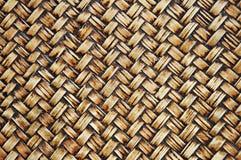 Старая плетеная текстура Стоковые Фотографии RF