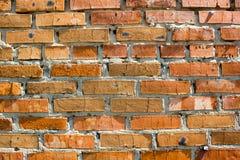 Старая разрушенная стена Стоковая Фотография RF