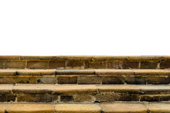 Старая рамка лестницы Стоковая Фотография RF