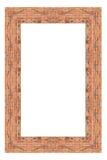 Старая рамка кирпича стоковое изображение rf