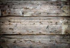Старая распаденная деревянная дверь Стоковые Изображения