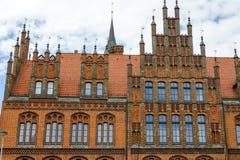 Старая ратуша, Ганновер, Германия, Европа Стоковые Фотографии RF