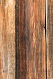старая древесина планки Стоковое фото RF