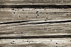Старая древесина. Стоковые Фотографии RF