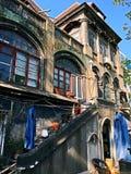старая резиденция Стоковая Фотография
