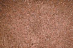 Старая ржавая железная плита стоковое фото