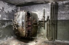 Старая ржавая машина прачечной Стоковая Фотография RF