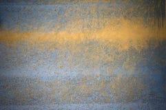 Старая ржавая предпосылка Grunge Стоковое фото RF