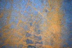 Старая ржавая предпосылка Grunge Стоковое Изображение RF