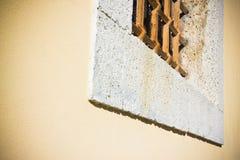 Старая ржавая решетка Стоковое Фото
