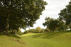 Старая римская дорога Стоковое фото RF