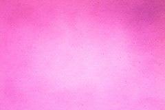 Старая розовая бумажная предпосылка текстуры Стоковые Изображения RF