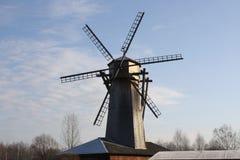 Старая русская ветрянка стоковые фото