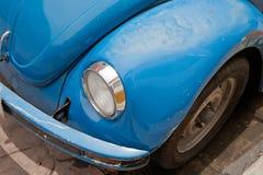 Старая синь VW Стоковые Изображения