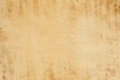 Старая скомканная бумажная текстура стоковое изображение
