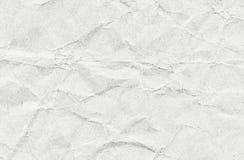 Старая скомканная, рециркулированная текстура коричневой бумаги Стоковое Изображение RF