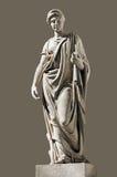 Старая скульптура Hera стоковое изображение rf