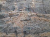 Старая сорванная бумажная предпосылка текстуры Стоковые Фото