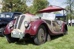 Старая спортивная машина Стоковая Фотография RF