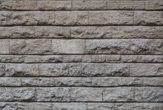 Старая срубленная каменная стена, красивая текстура предпосылки стоковое изображение rf