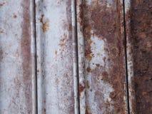 Старая стальная ржавая куча для рециркулирует утюг рециркулирует промышленная старую Стоковые Изображения RF