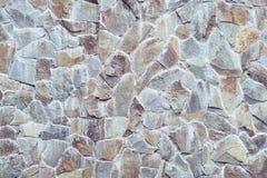 Старая старая текстура каменной стены Стоковая Фотография RF