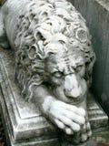 старая статуя Стоковое Изображение RF