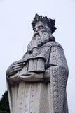 старая статуя стоковые изображения rf