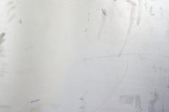 Старая стальная металлическая пластина стоковая фотография rf