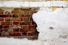 Старая стена блоков гранита Стоковые Изображения RF