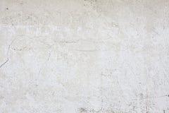 Старая стена гипсолита с треснутым гипсолитом Стоковое Фото
