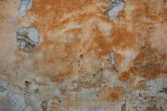 Старая стена гипсолита Стоковые Фотографии RF