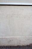 Старая стена гипсолита Стоковые Изображения