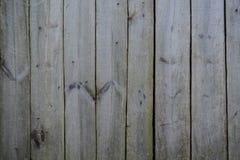 старая стена деревянная Стоковая Фотография RF