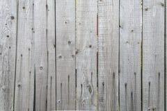 Старая стена деревянных планок Стоковая Фотография