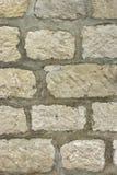 Старая стена каменной кладки Стоковое Фото