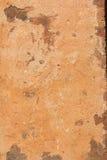 Старая стена миномета гипсолита Стоковое Фото